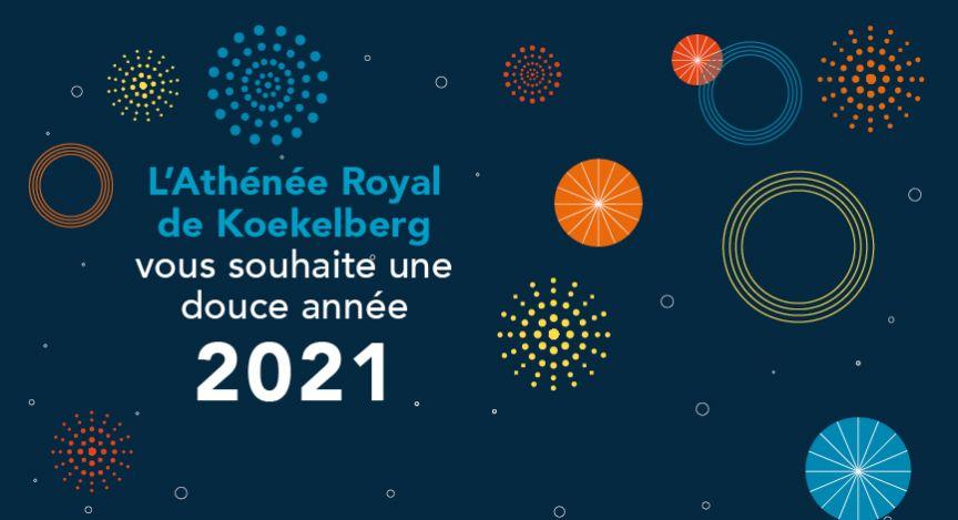 Titre: Douce année 2021