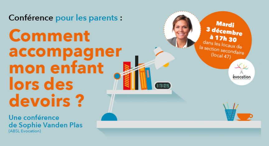 Titre: Conférence pour les parents